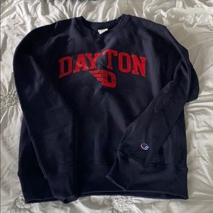 Women's University of Dayton Sweatshirt